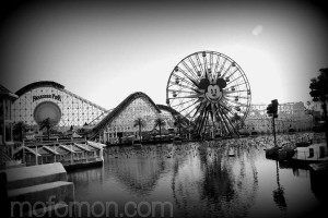 Paradise Pier California Adventure Disneyland