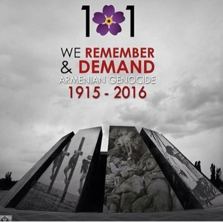 Armenian Genocide Rememberance